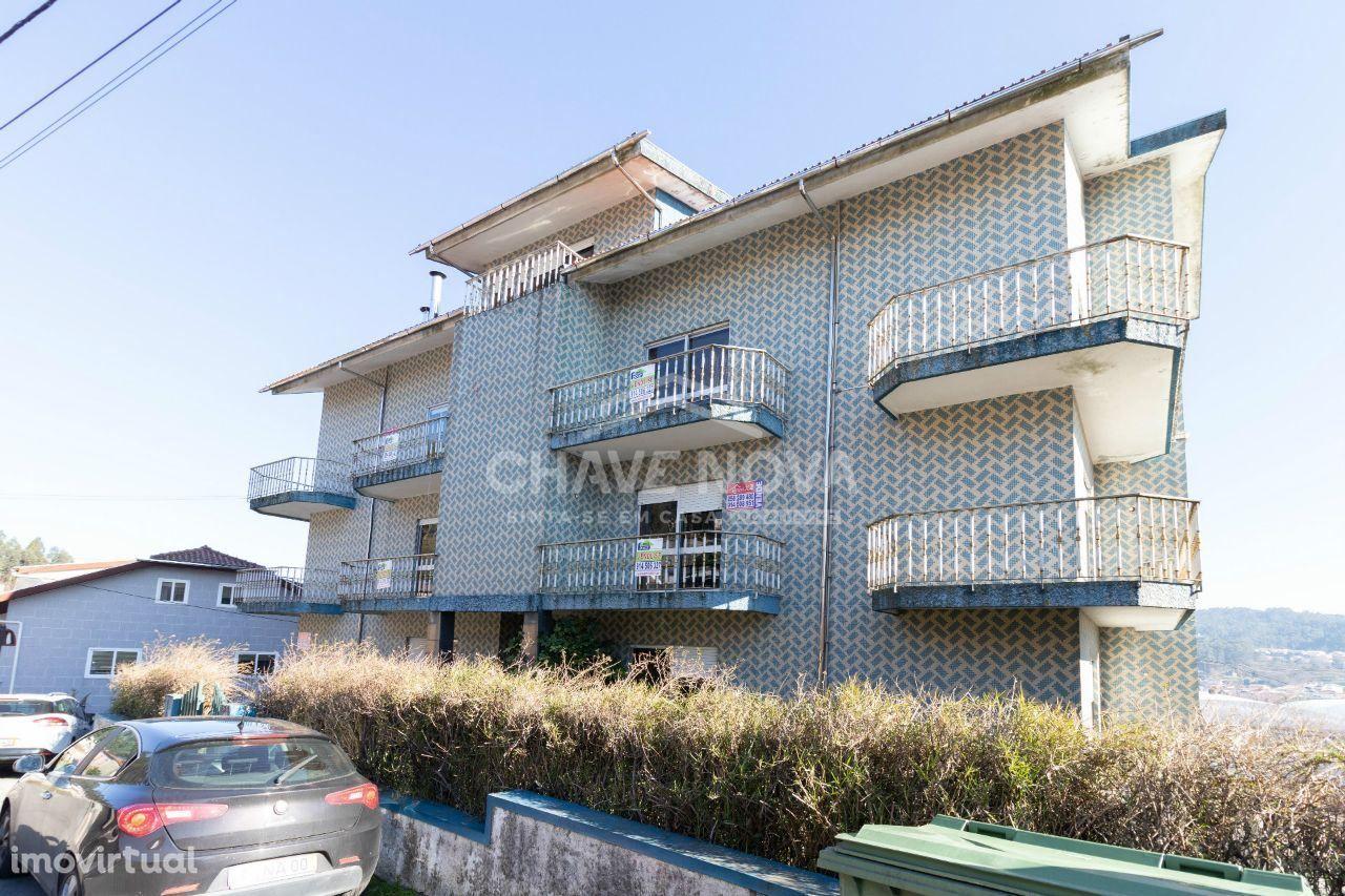Apartamento T3 em Fajões, Oliveira de Azeméis - SMF/01736
