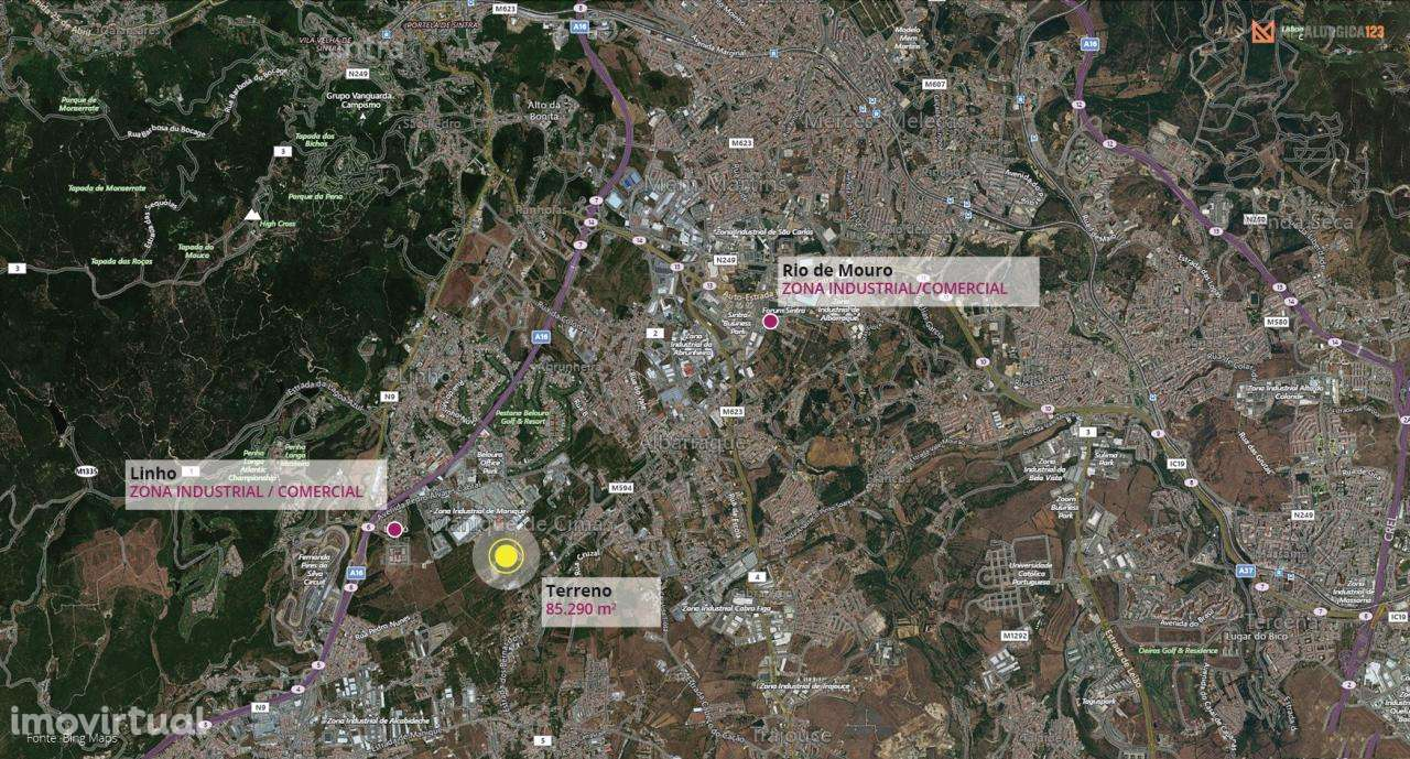 Terreno para comprar, Sintra (Santa Maria e São Miguel, São Martinho e São Pedro de Penaferrim), Lisboa - Foto 8