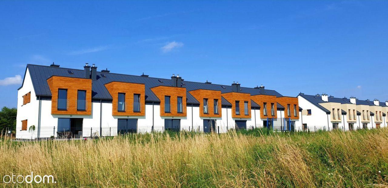 Nowy dom w zabudowie szeregowej w Rzeszowie