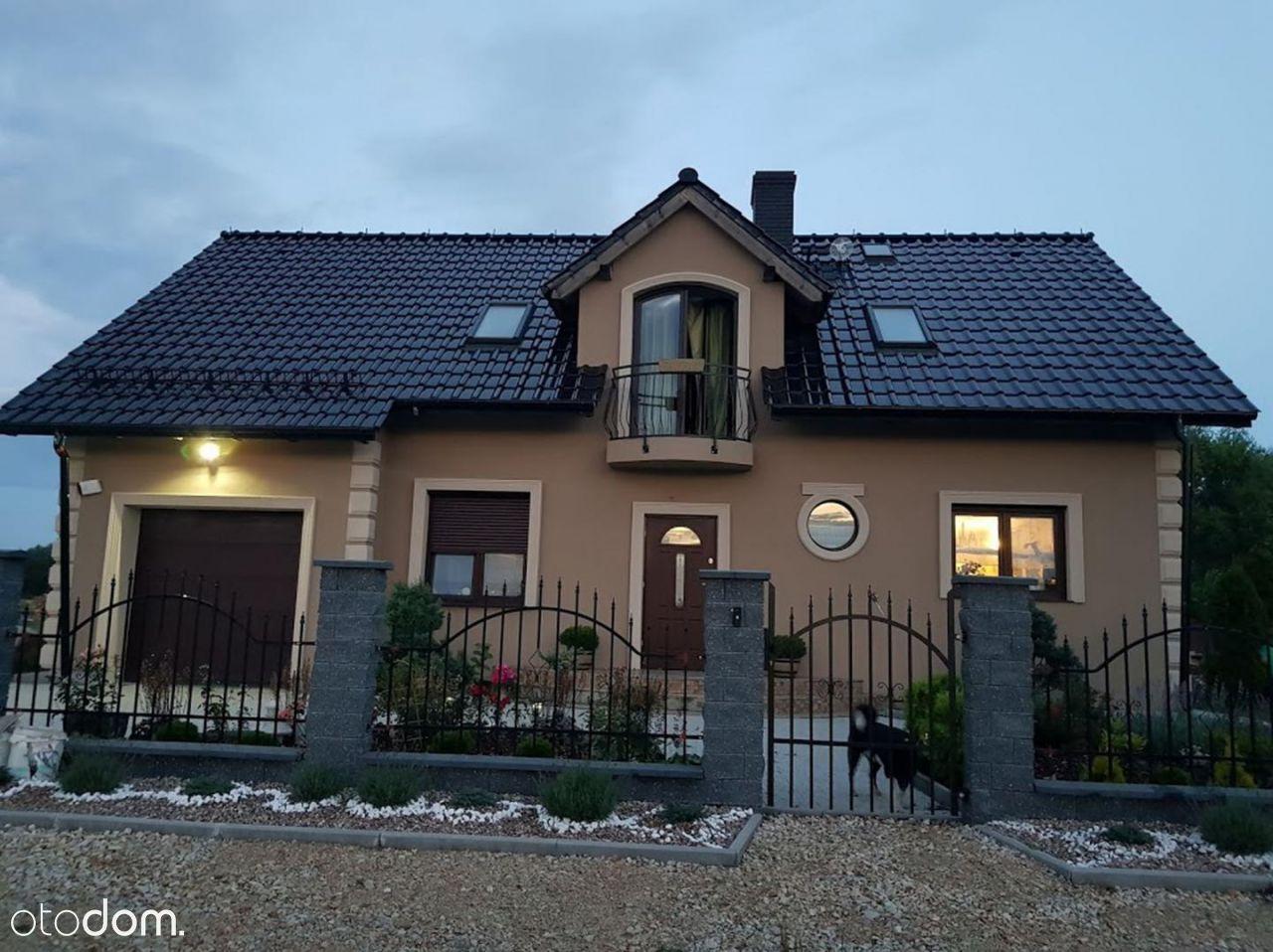 Nowy dom w zielonej okolicy