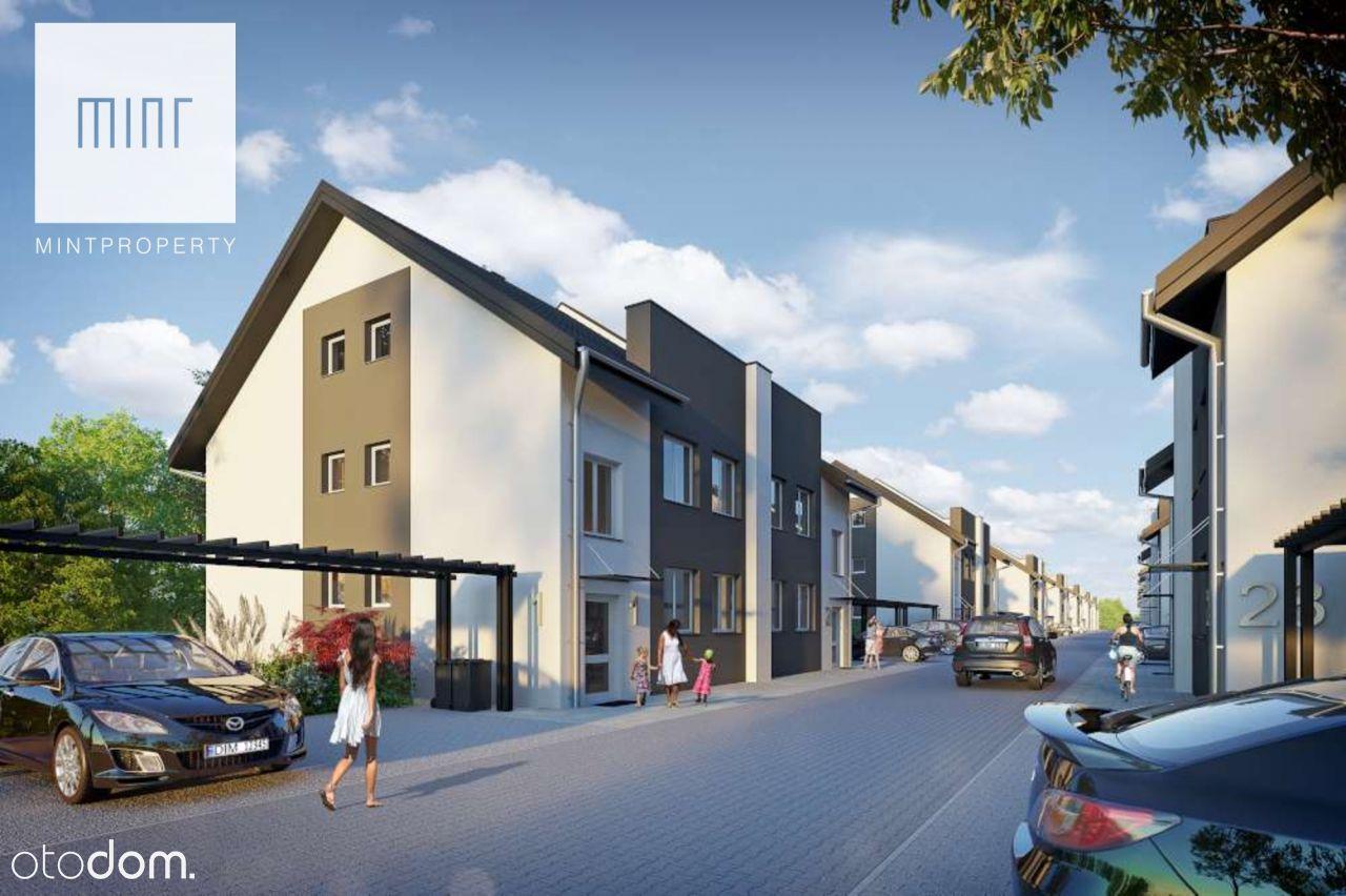 Mieszkania Nowe Budziwój 68,50 m2, 75 m2 ogródek