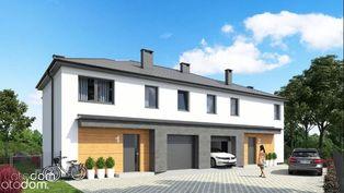 Nowy dom na Warszewie 141m2