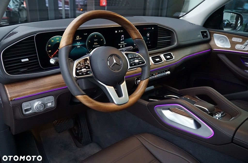 Mercedes-Benz GLE 450 4M AMG Off-Road PanoDach Ambient Burmester LED - 10