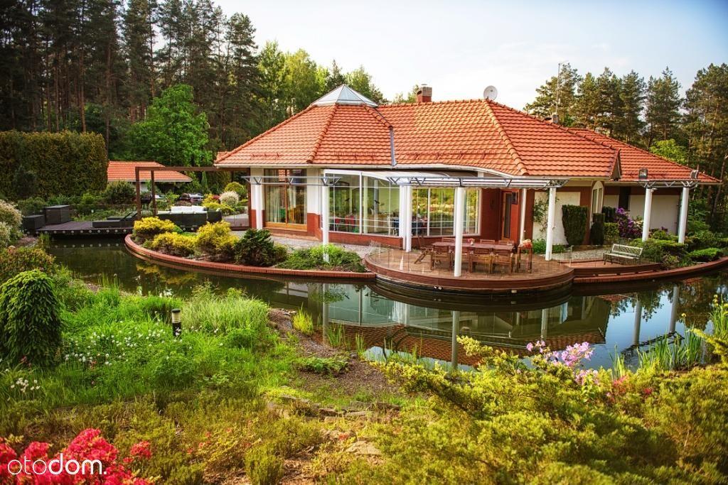 Luksusowa posiadłość w Olsztynie