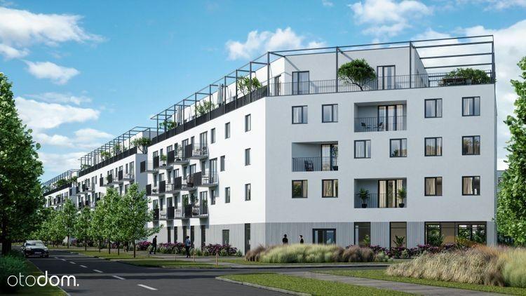 2 pokojowe mieszkanie z balkonem, Wojszyce