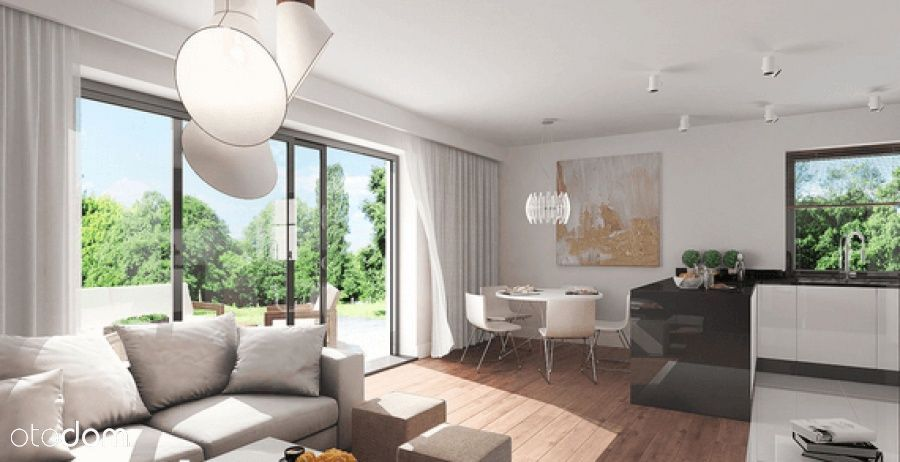 Nowoczesne oraz komfortowe mieszkanie 65m2