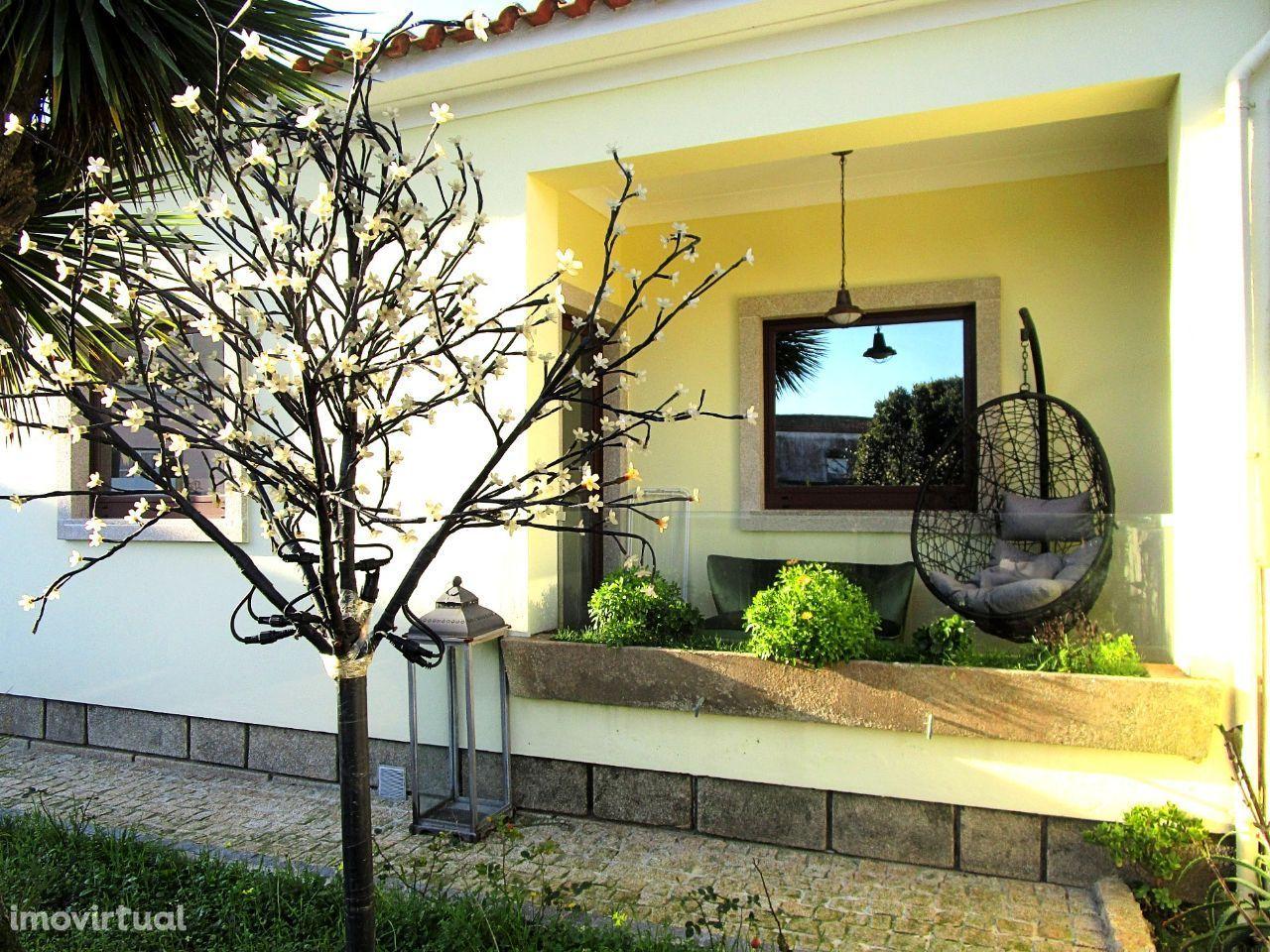 Moradia V3, Centro Leça da Palmeira