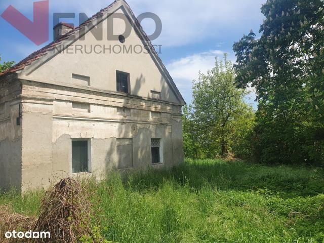 Dom i grunt 4500 mkw pod zab. bliźniaczą,Wierzbice