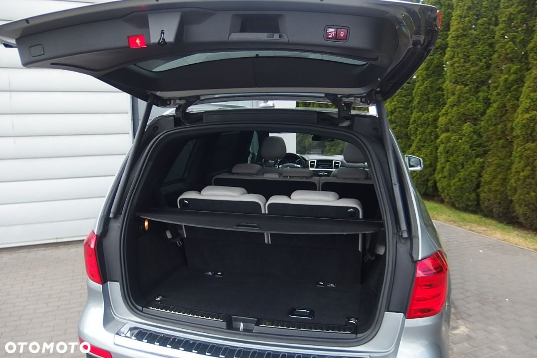 Mercedes-Benz GL 350 AMG Sportpaket Airmatic Panorama Dach DISTRONIC Night Vision - 18