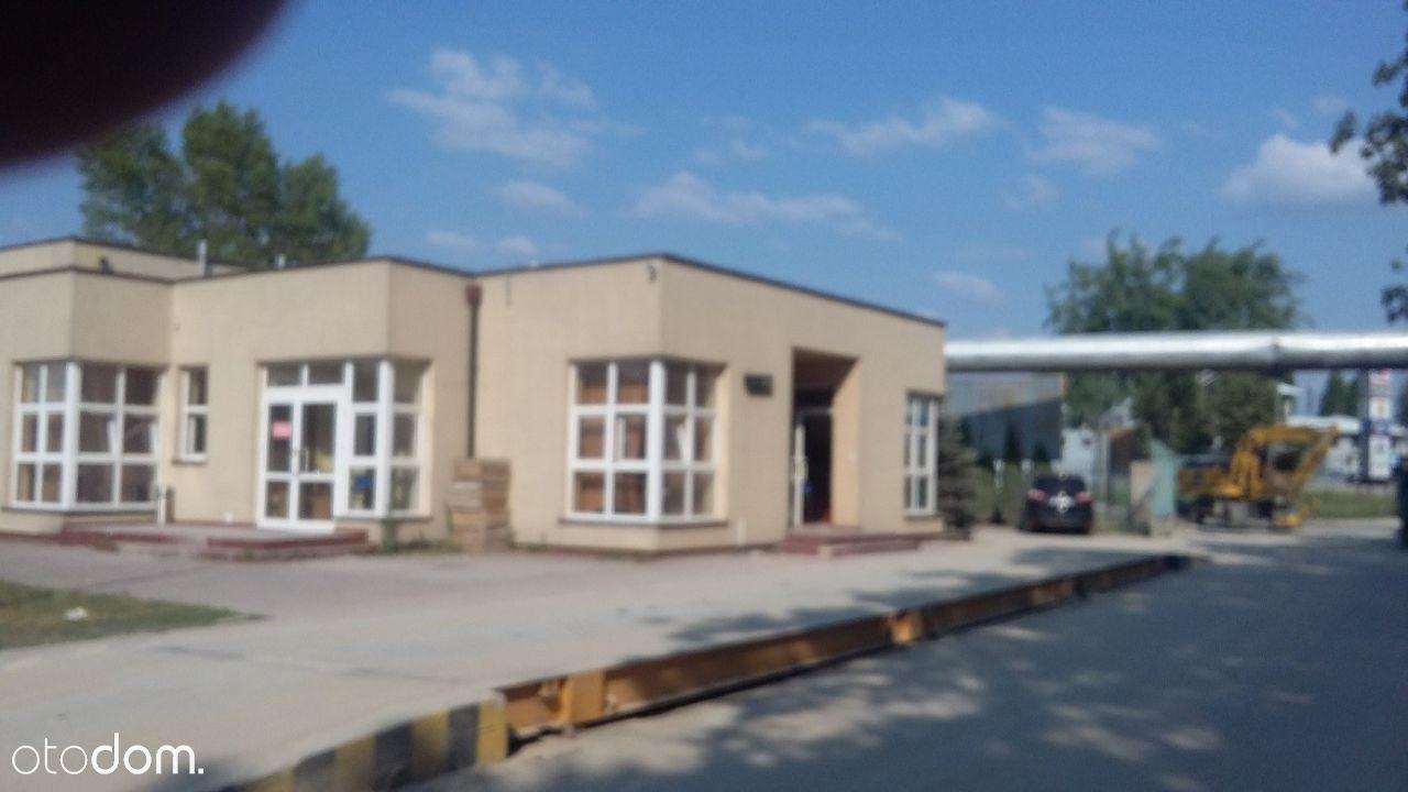 Budynek biurowo oraz skład 2ha