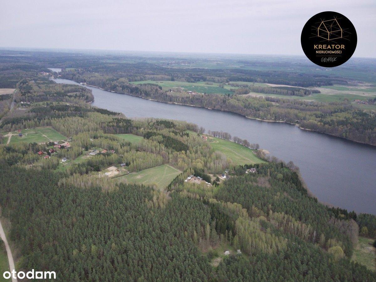 1km do Jeziora/ Własny Staw/ Własny Las/ Natura