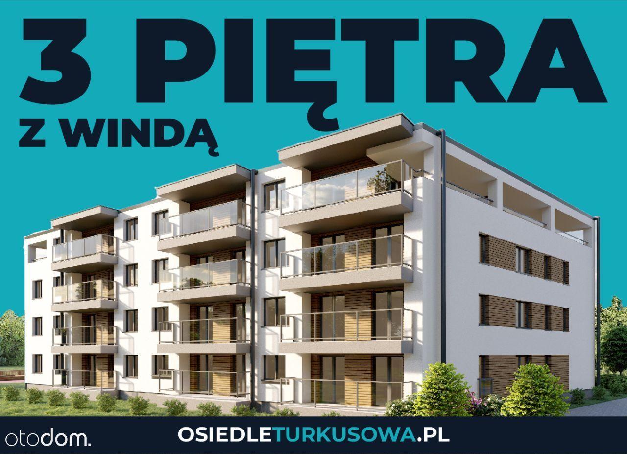 | Komfortowe 2 pokojowe | Nowe Osiedle Turkusowa |