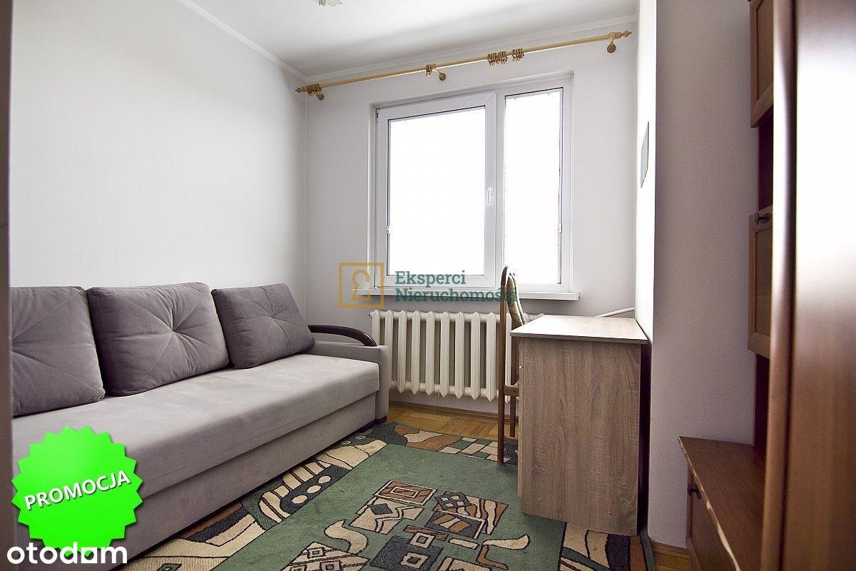3 pokoje, Nowe Miasto, 62m2, 4 piętro-1600 zł!