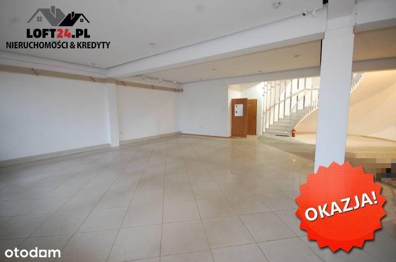 Lokal Przylesie 250 m2 parter