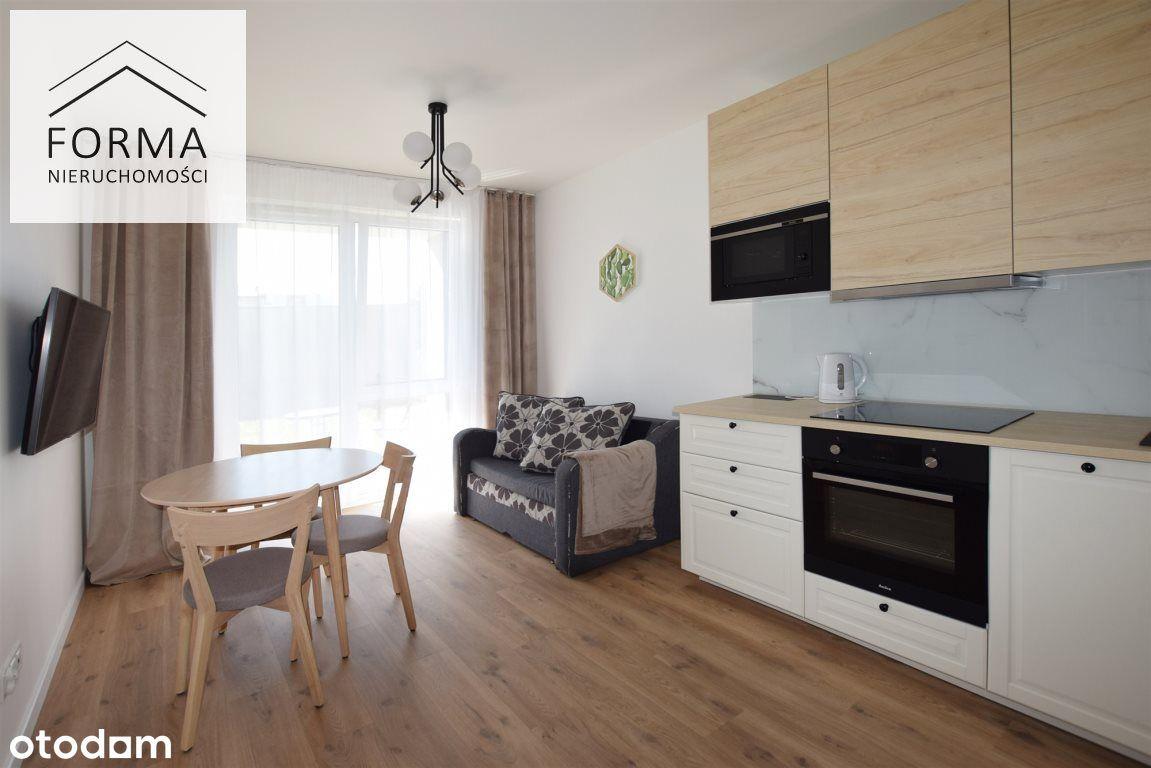 Nowe mieszkanie z ogródkiem - Szwederowo 2 pokoje