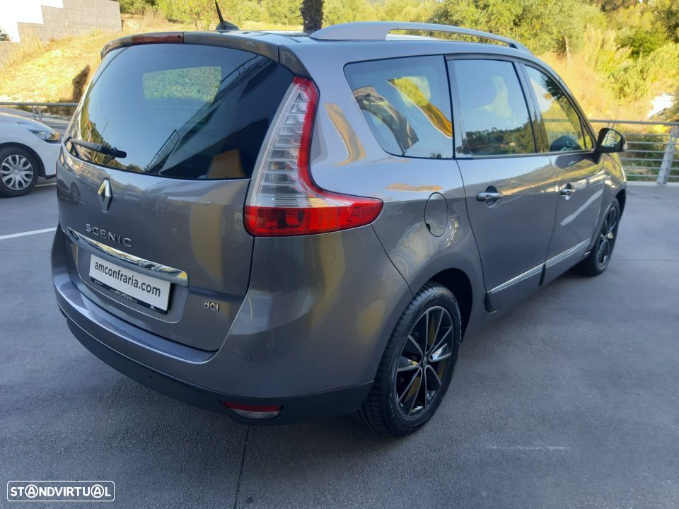 Renault Grand Scénic 1.6 dCi Bose Edition 7L - 19