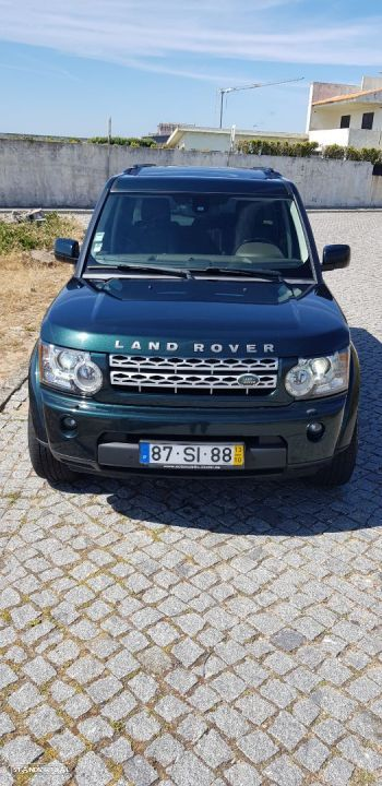 Land Rover Discovery - 28
