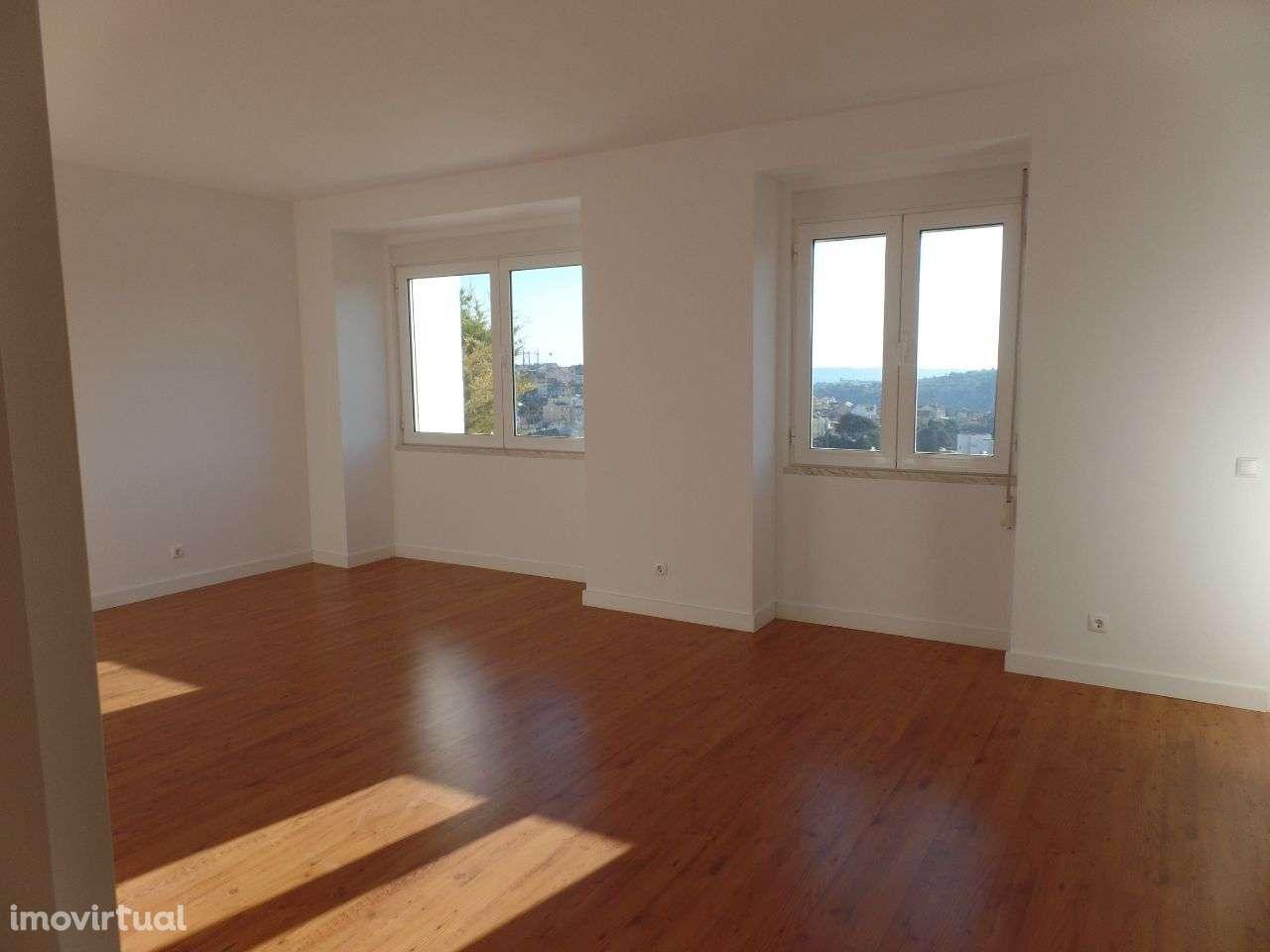 Apartamento para arrendar, Rua Francisco Rodrigues Lobo, Campolide - Foto 1