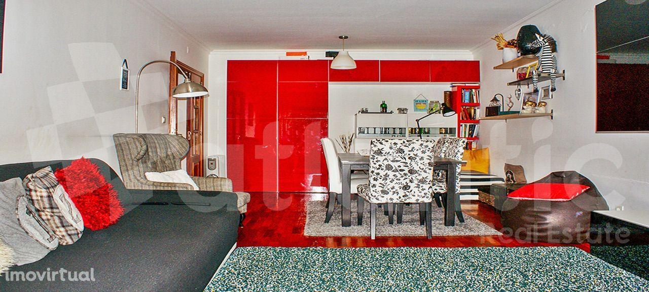 Apartamento T2 na Quinta dos Barros