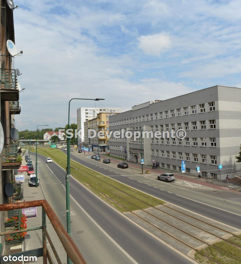 Mieszkanie, 40,85 m², Sosnowiec