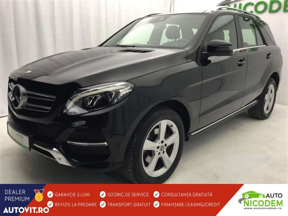 Mercedes-Benz GLE 250 - 26