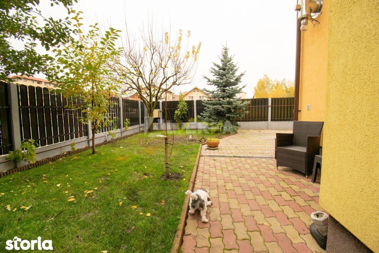 Casa individuala 185 mp, 5 camere, foisor, gratar, zona Floresti