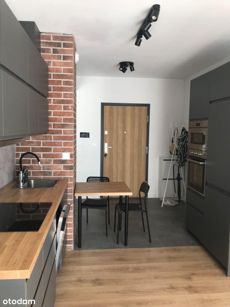 2-pokojowe nowe w pełni umeblowane mieszkanie
