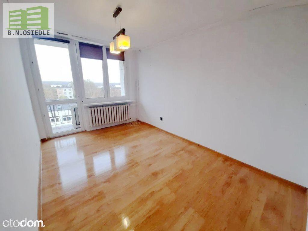 3 pokoje z balkonem- 46 m2- ul. Dmowskiego