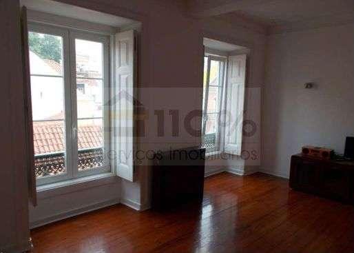 Apartamento para arrendar, Misericórdia, Lisboa - Foto 4