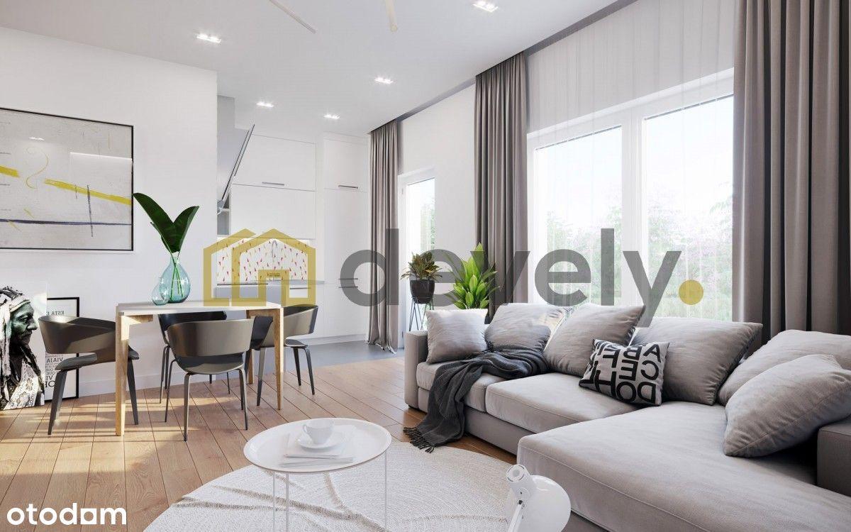 Mieszkanie 66m2 z balkonem - 3 sypialnie!