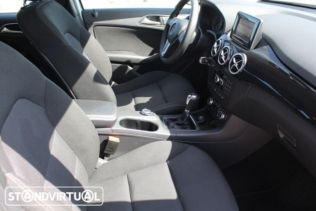 Mercedes-Benz B 180 CDi BlueEfficiency - 7