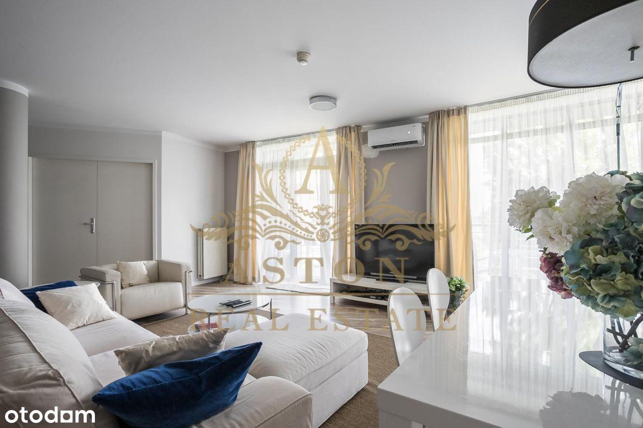 Luksusowy apartament przy Pl Trzech Krzyży