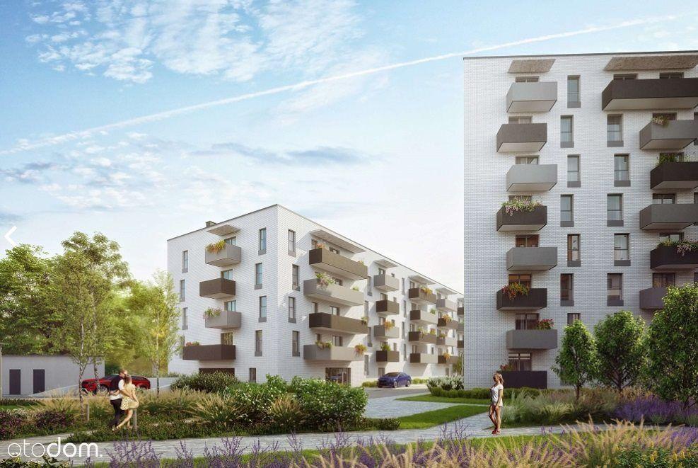 Dwustronne mieszkanie 4-pokojowe > dwa balkony