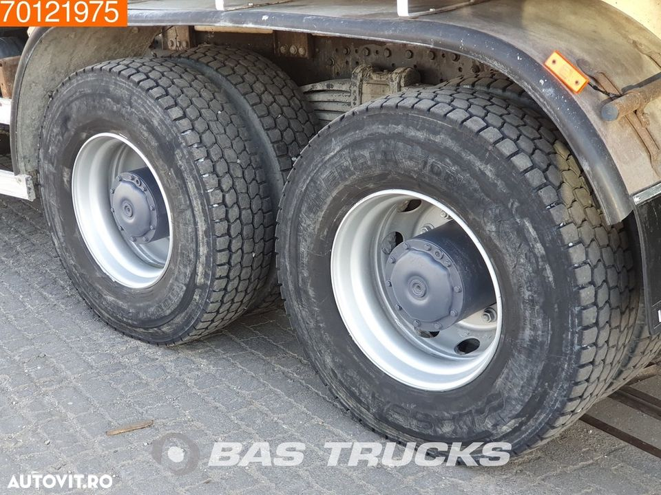 Mercedes-Benz Axor 3340 6X4 Manual Big-Axle Euro 5 Cifa K38C - 8