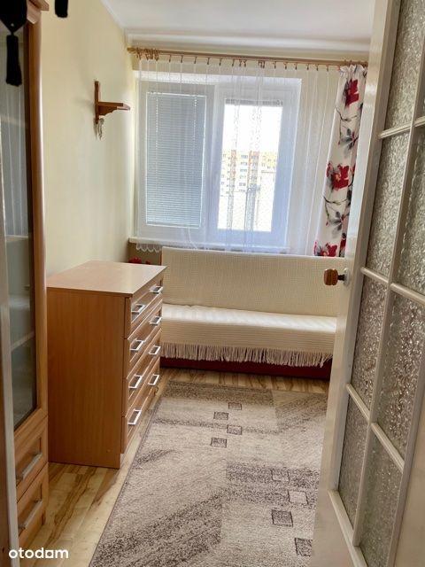 Łódź Retkinia - 3 pokoje z balkonem bezpośrednio