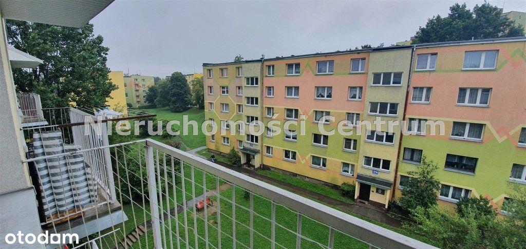 3 pokoje-balkon-Piaskowa Góra