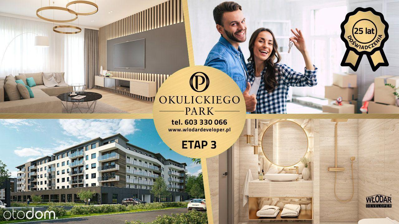 Okulickiego Park III Etap Sprzedaż Przedpremierowa