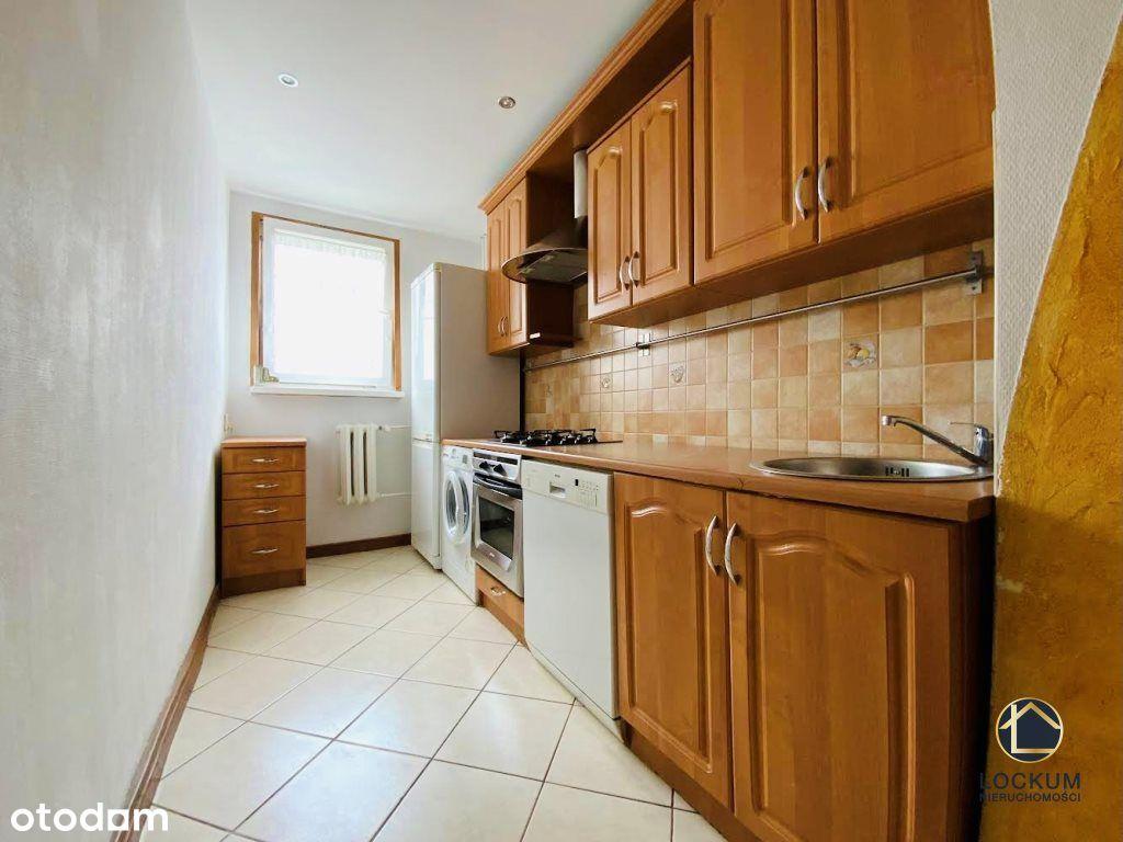 Mieszkanie, 57 m², Sosnowiec
