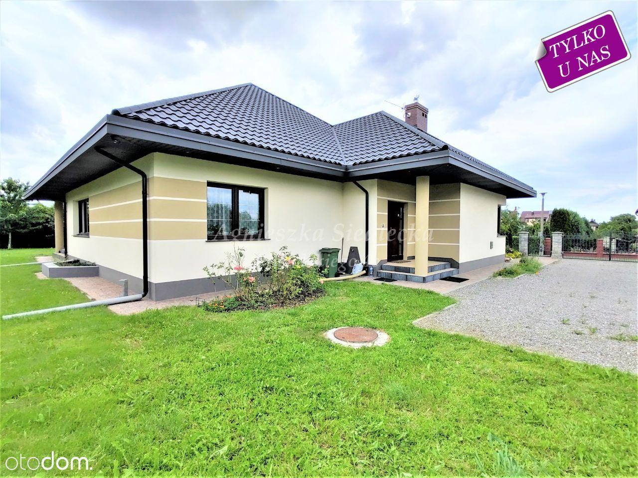 Piękny komfortowy dom pod Zamościem