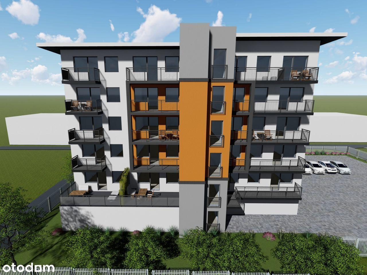 Nowe Mieszkanie Czapliniecka L28 40,25m2