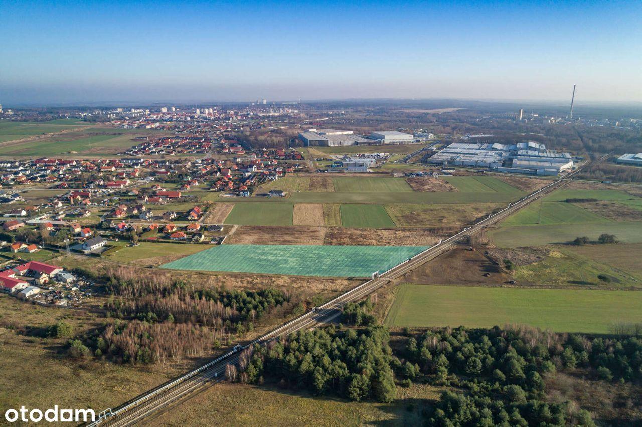 Działka inwestycyjna w Polkowicach