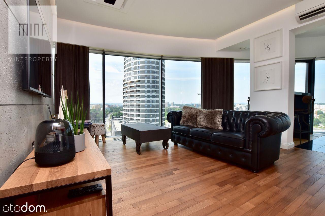 Mieszkanie Capital Towers 47m2 - wysoki standard
