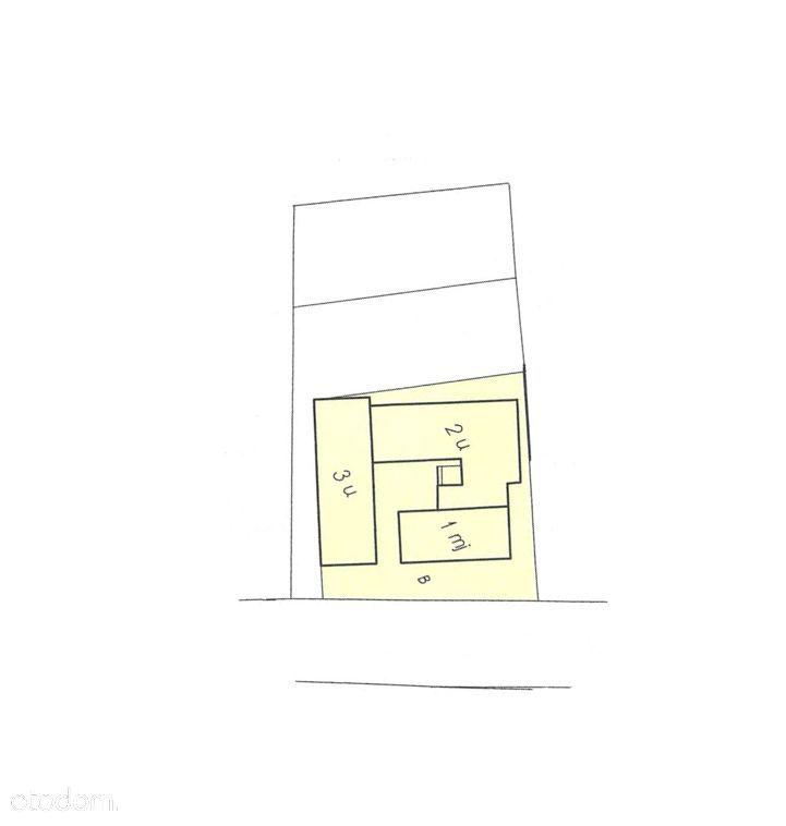 Nowe Grocholice Budynek usługowy+Budynek mieszkaln