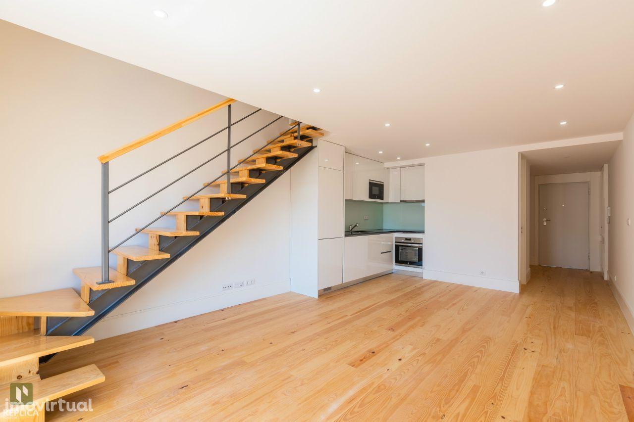 Apartamento T3 Duplex na Baixa do Porto