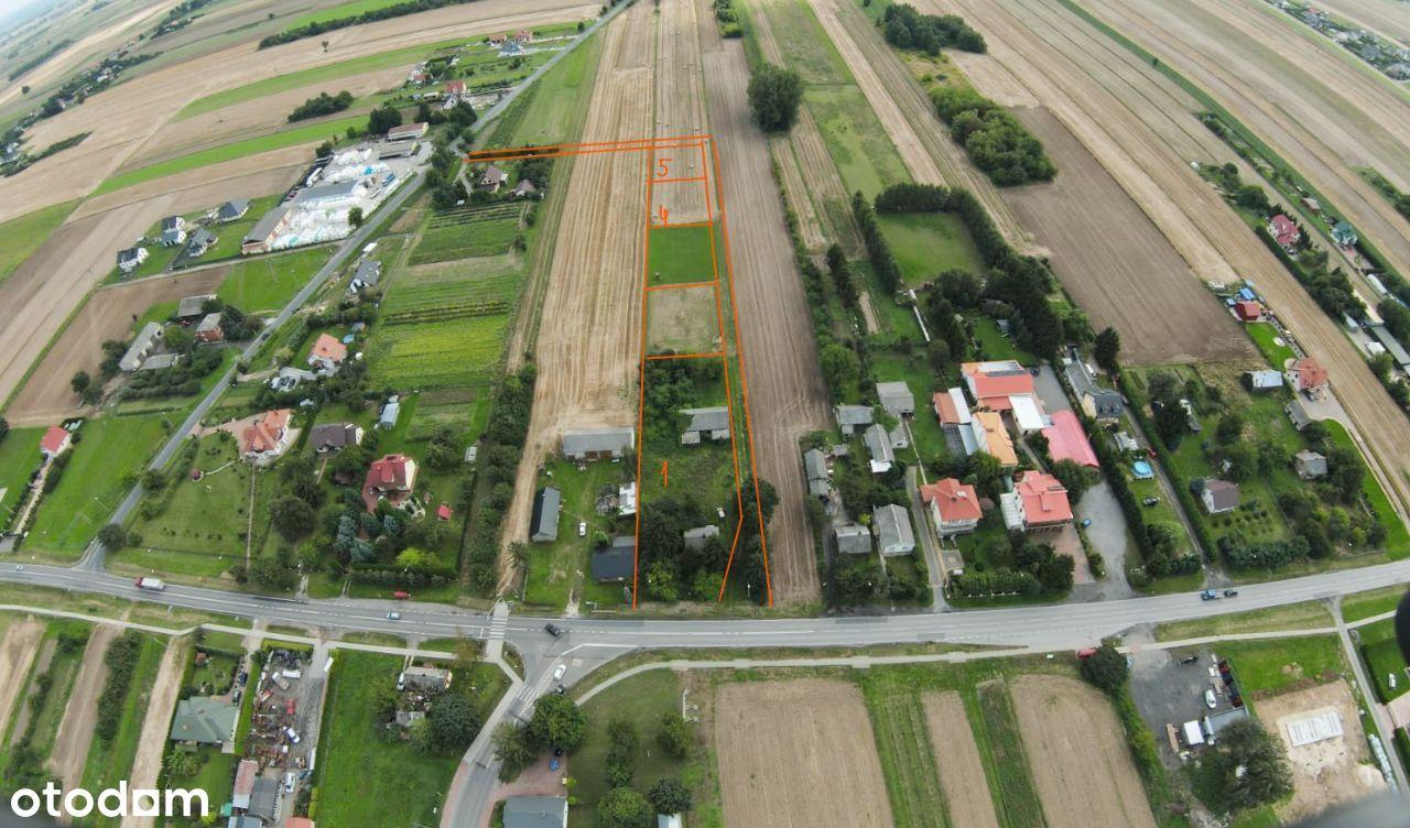 Sprzedam 2 działki budowlane 30km od Lublina!