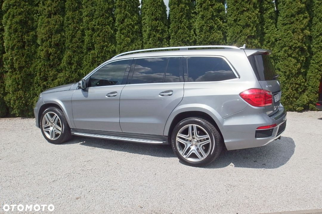 Mercedes-Benz GL 350 AMG Sportpaket Airmatic Panorama Dach DISTRONIC Night Vision - 3