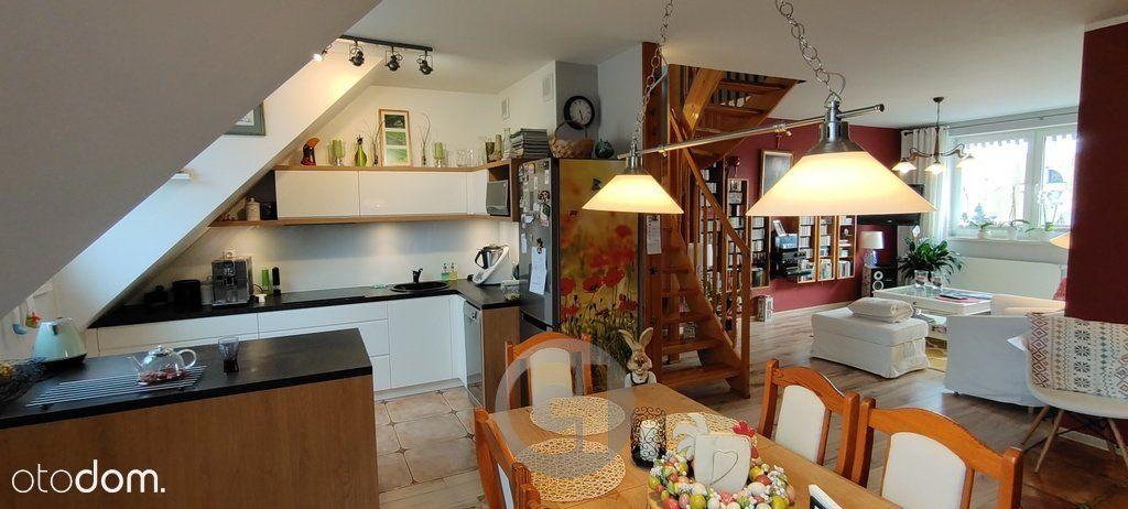 Komfortowe mieszkanie dwupoziomowe na Górczynie !