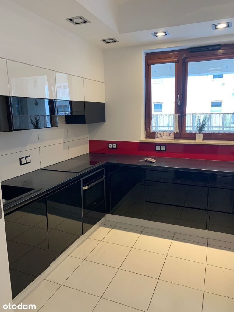 Apartament 3 pokoje / garaż / nowe meble/ Faktura