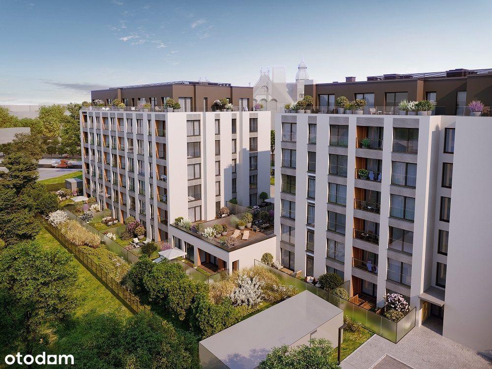 Apartamenty Bergera   praktyczny apartament 1A/27