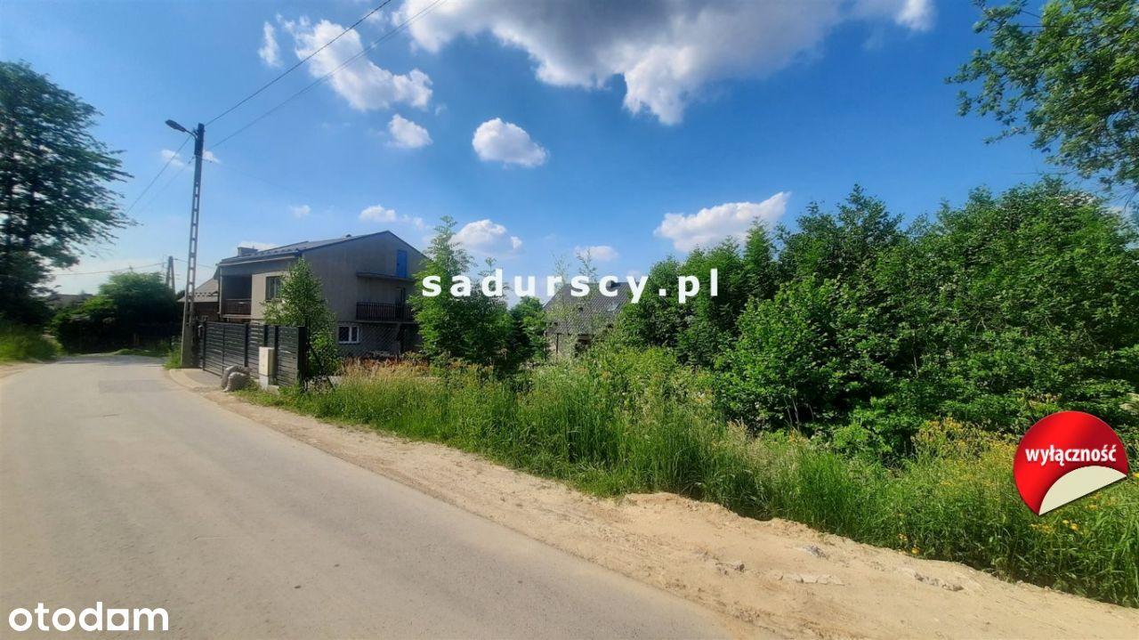 Działka, 1 276 m², Kraków